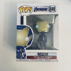 Funko Pop Rescue Marvel Endgame #480